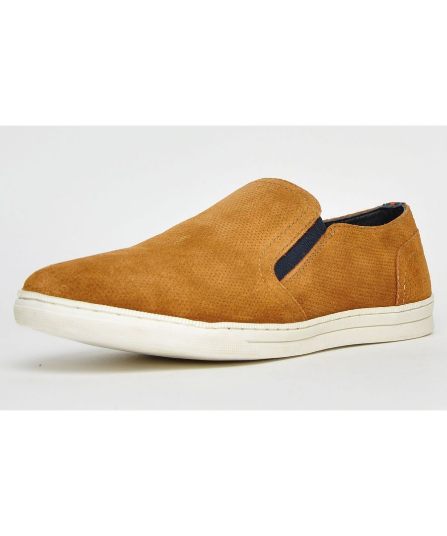 Image for Ikon Classic Manor Suede Leather Mens