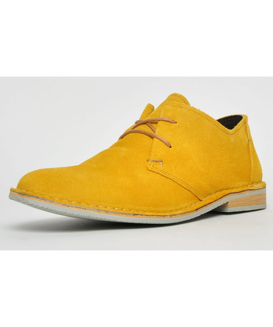 Image for Ikon Classic Franklin Suede Leather Mens