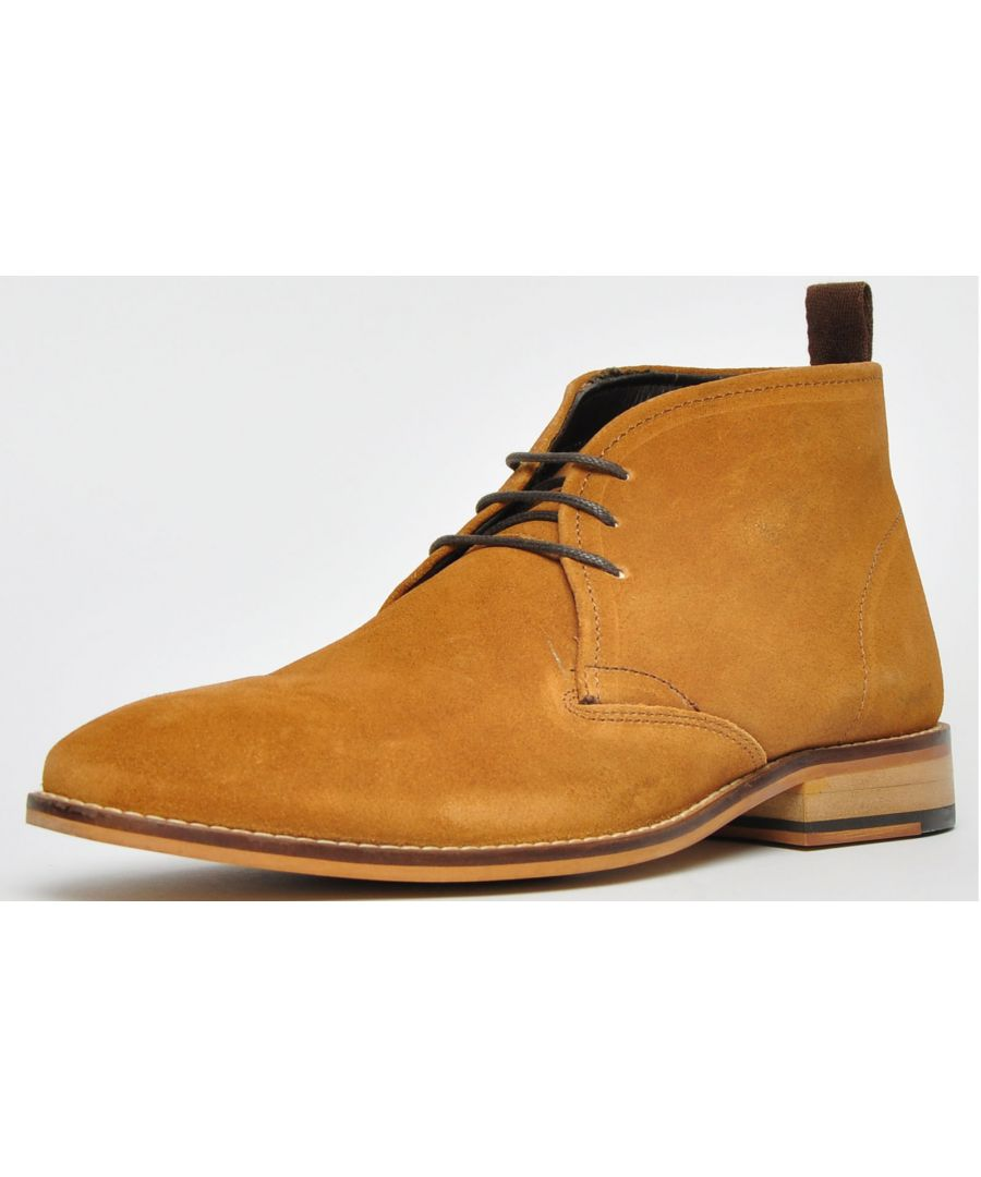 Image for Ikon Classic Bosworth Suede Mens