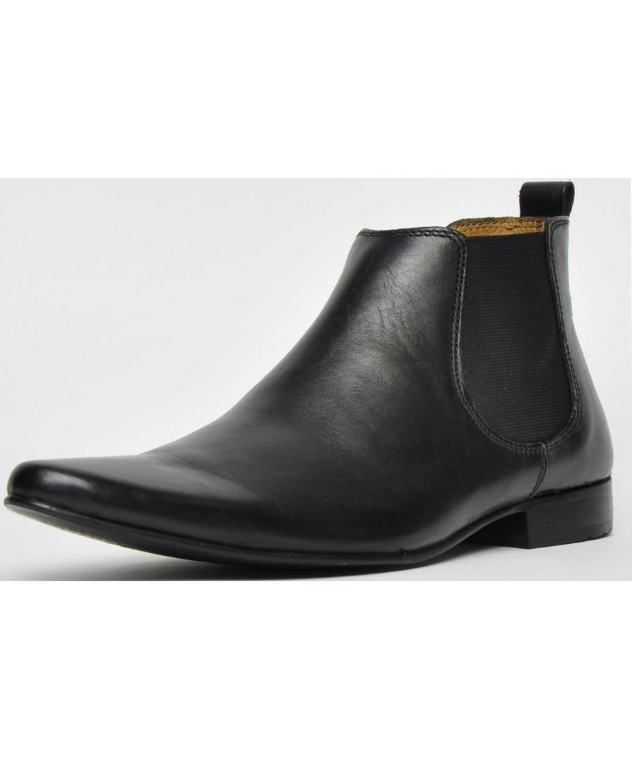 Image for Ikon Classic Sly Leather Mens