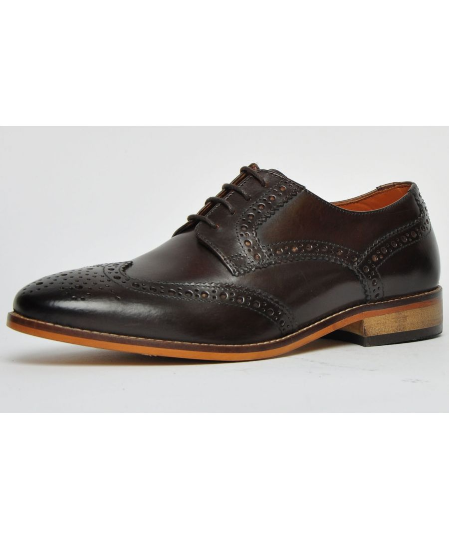 Image for Ikon Classic Thorpe Leather Mens