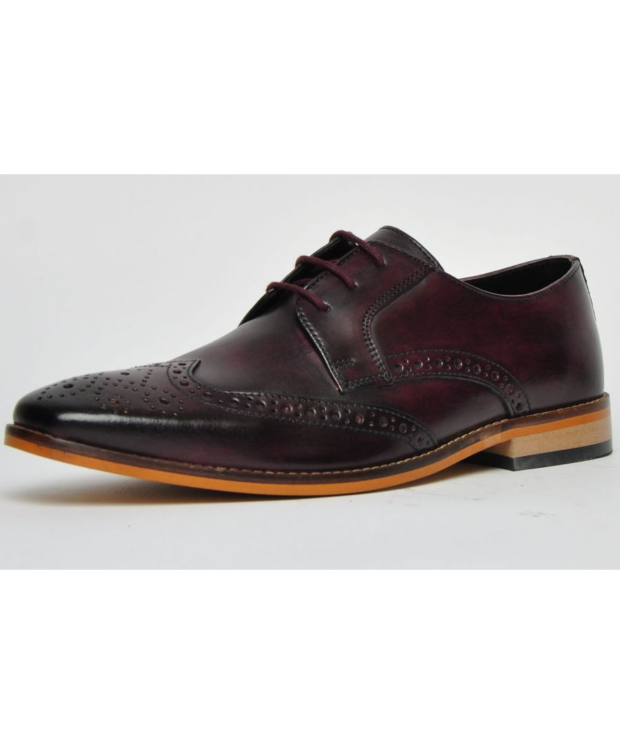 Image for Ikon Classic Ramsay Leather Mens