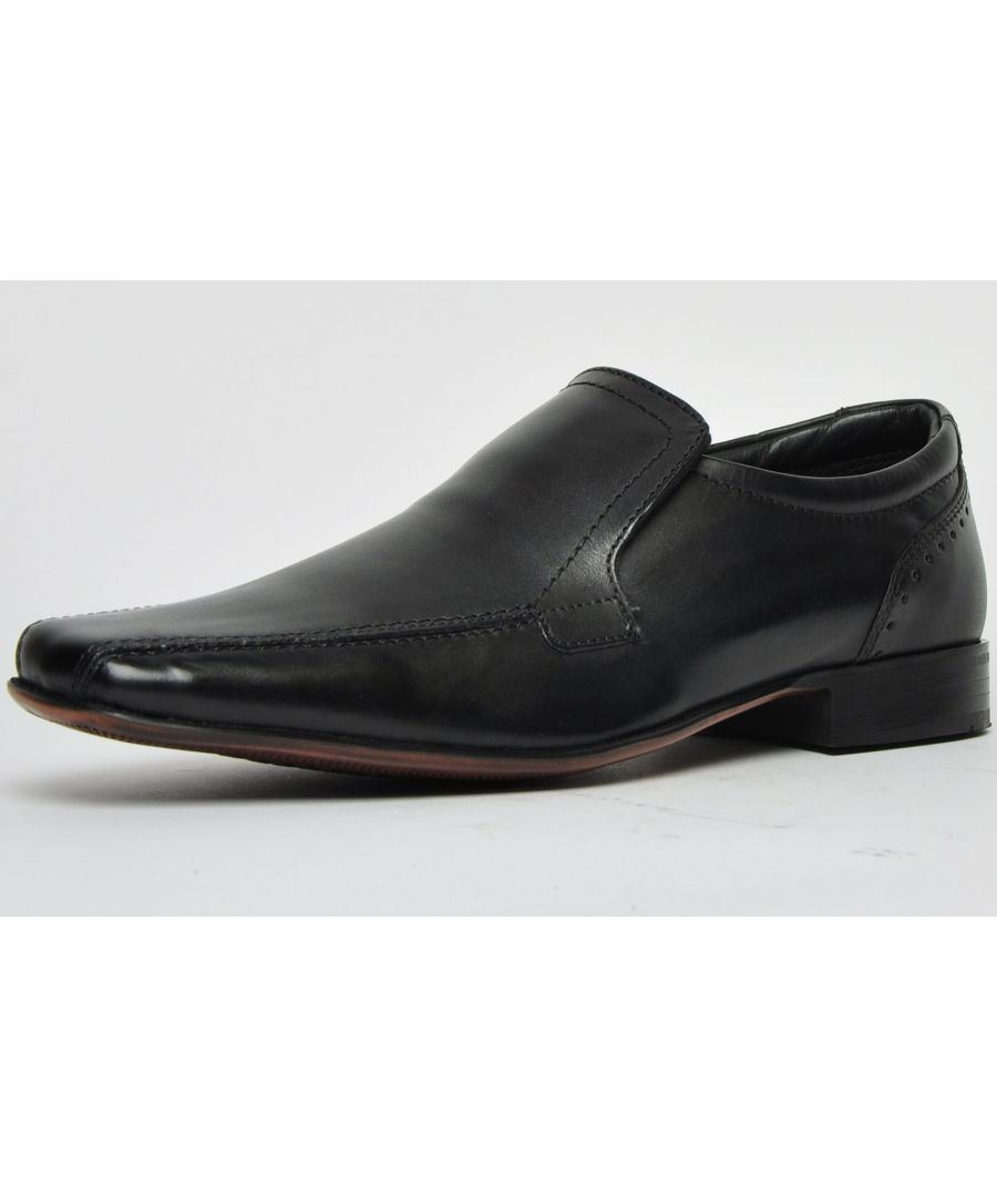 Image for Ikon Classic Saxon Leather Mens