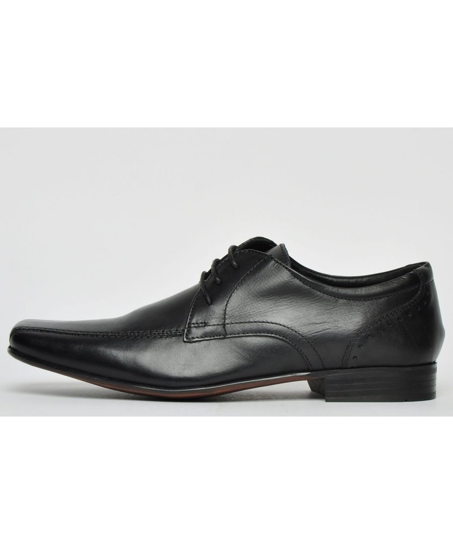 Image for Ikon Classic Fraser Leather Mens