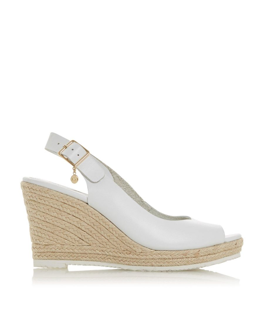 Image for Dune Ladies KNOX Open Toe Wedge Sandals