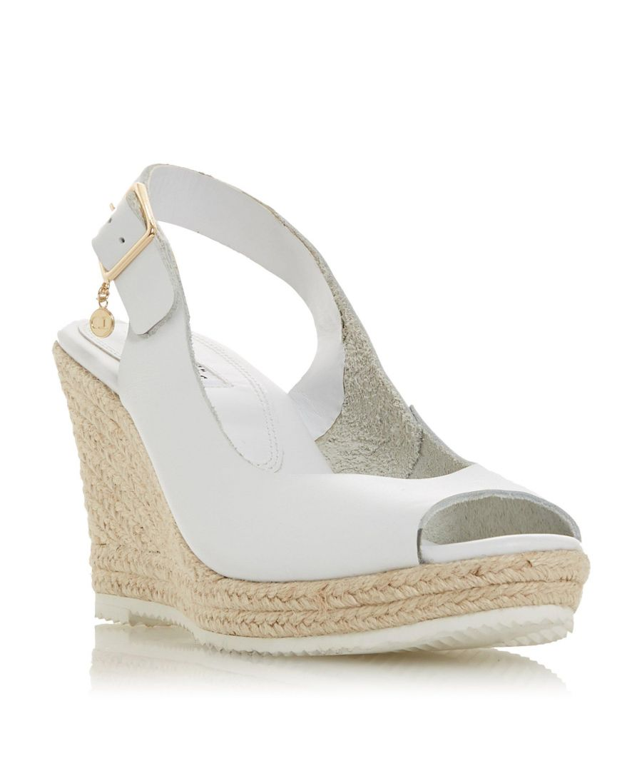 Image for Dune Ladies KNOX Open Toe Wedge Sandal
