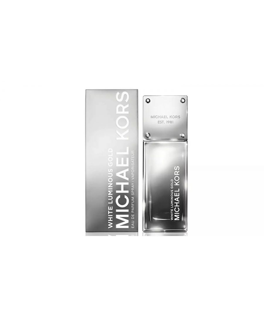 Image for Michael Kors White Luminous Eau De Parfum Spray 50Ml