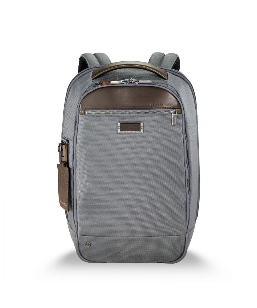 Image for @work Medium Slim Backpack