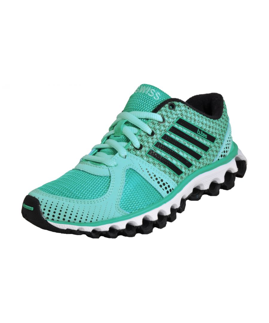 Image for K Swiss Tubes X 160 CMF Memory Foam Womens