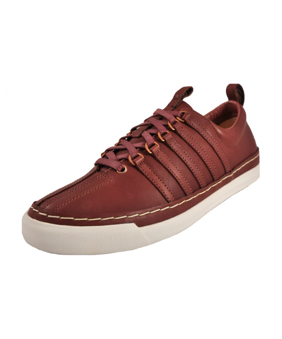 Image for K Swiss X Billy Reid Arlington VT Leather Mens Ltd Edition