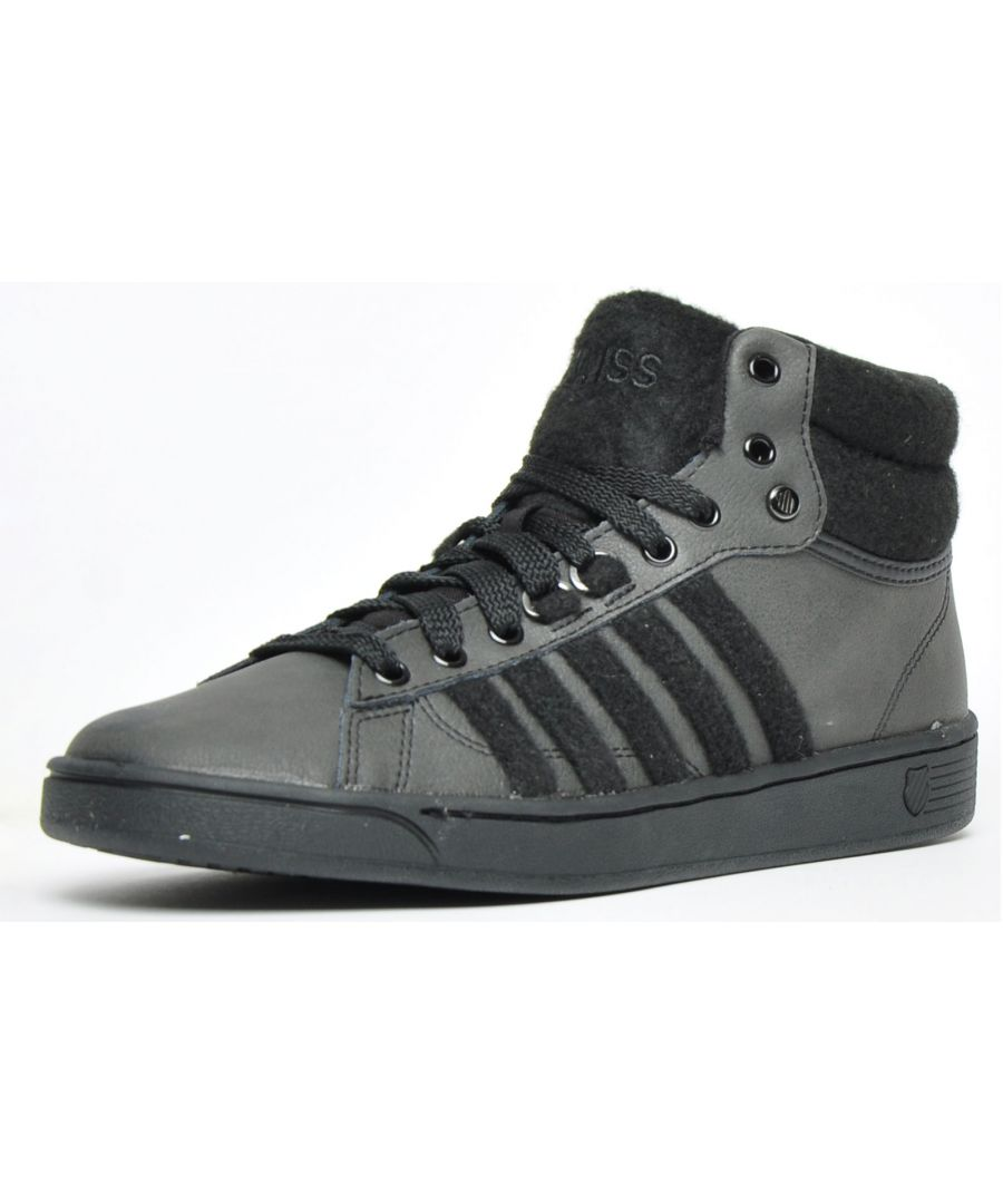 Image for K Swiss Hoke Mid Memory Foam Mens