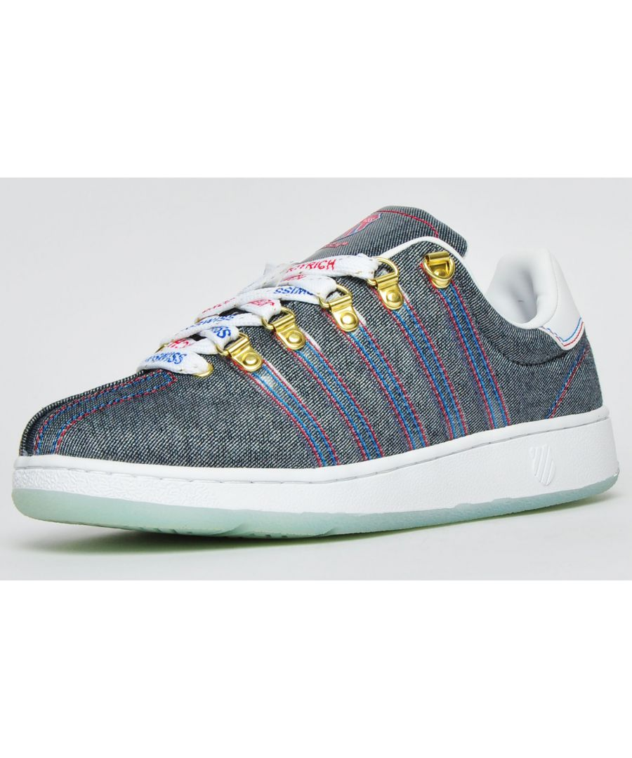 Image for K Swiss Classic VN Joyrich Limited Edition Womens Girls