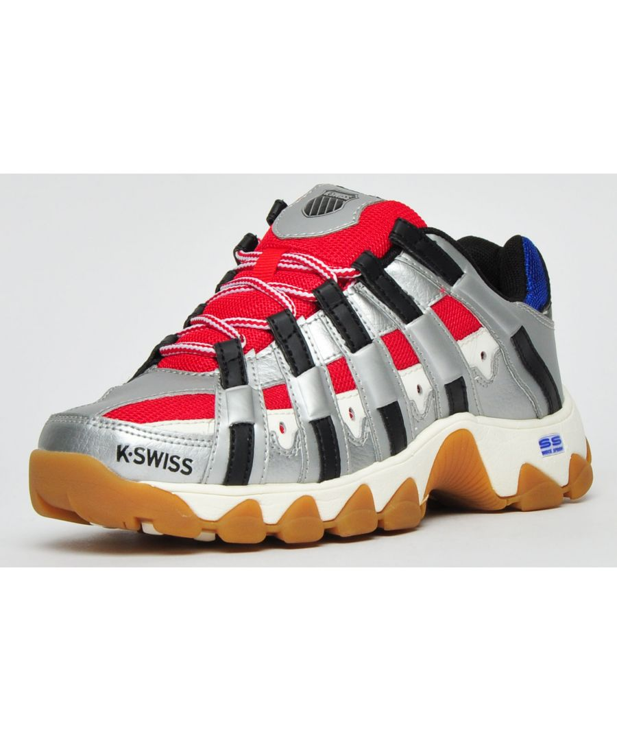 Image for K Swiss ST429 Apollo Limited Edition Womens Girls