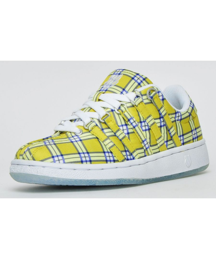 Image for K Swiss Classic VN Clueless Limited Edition Womens Girls