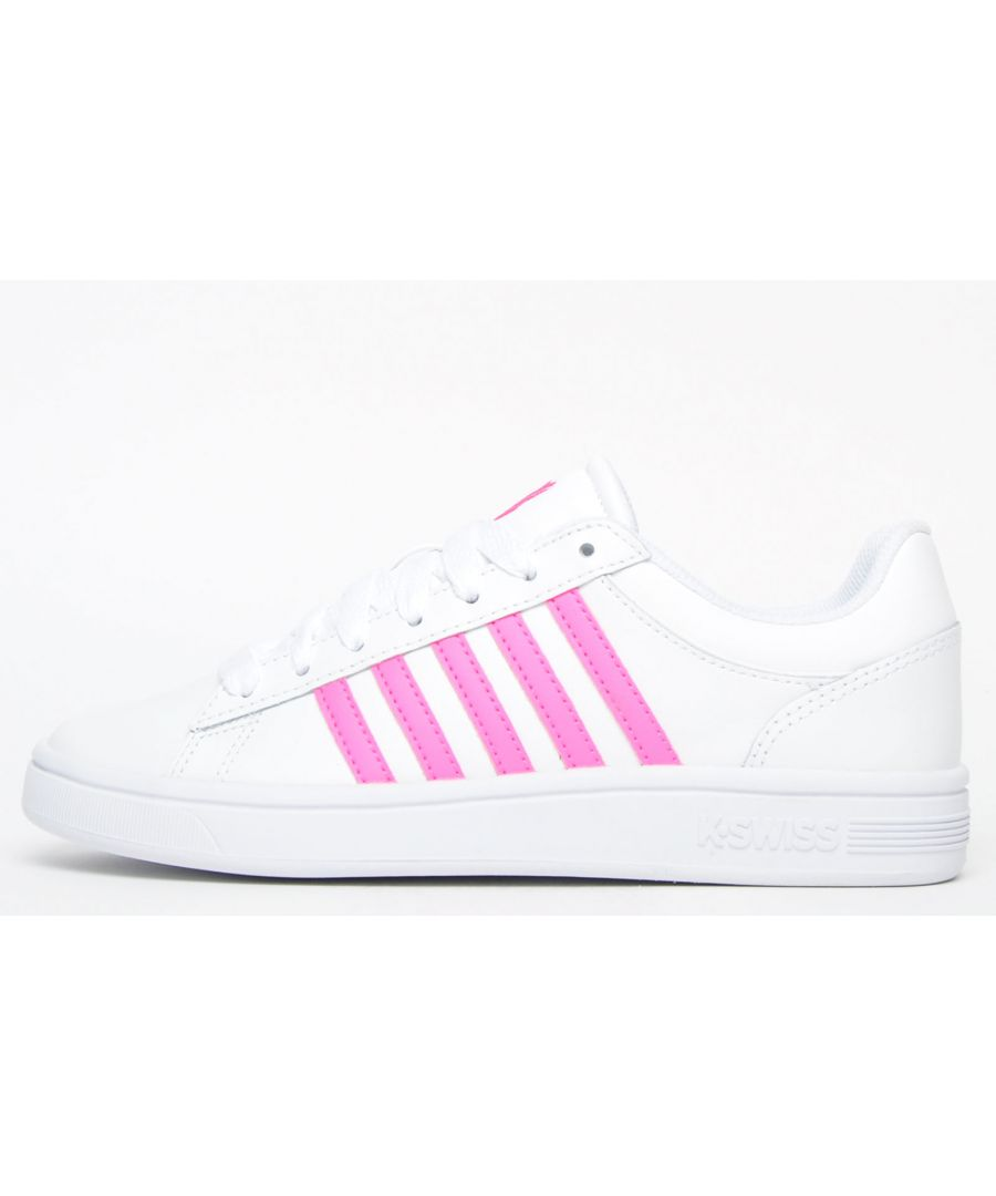 Image for K Swiss Court Winston Womens Girls