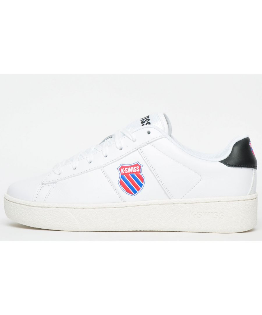 Image for K Swiss Court Casal Leather Mens