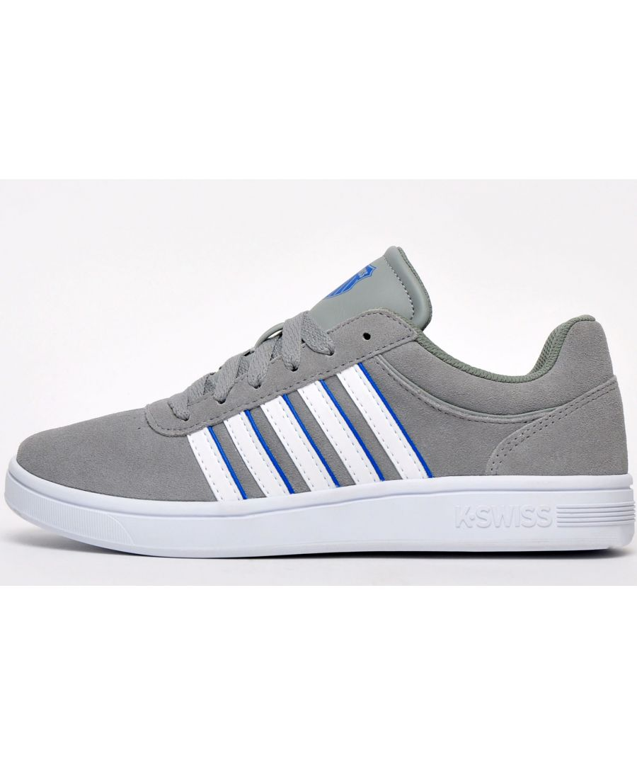 Image for K Swiss Court Cheswick Suede Mens
