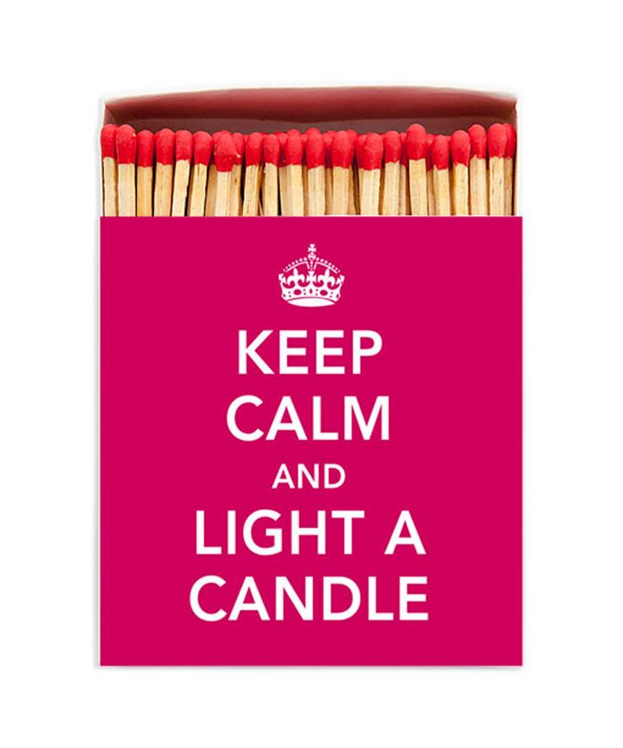 Image for Keep Calm Matches