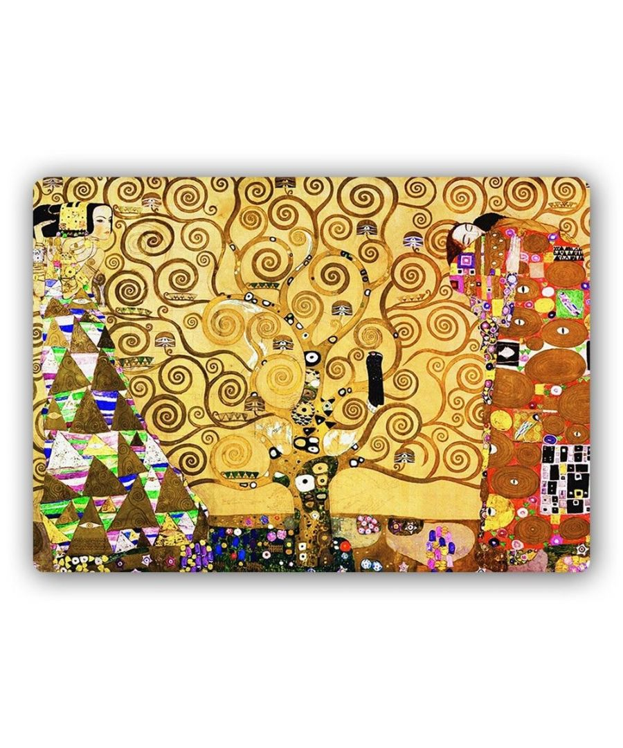 Image for Metal Print - The Tree Of Life - Gustav Klimt
