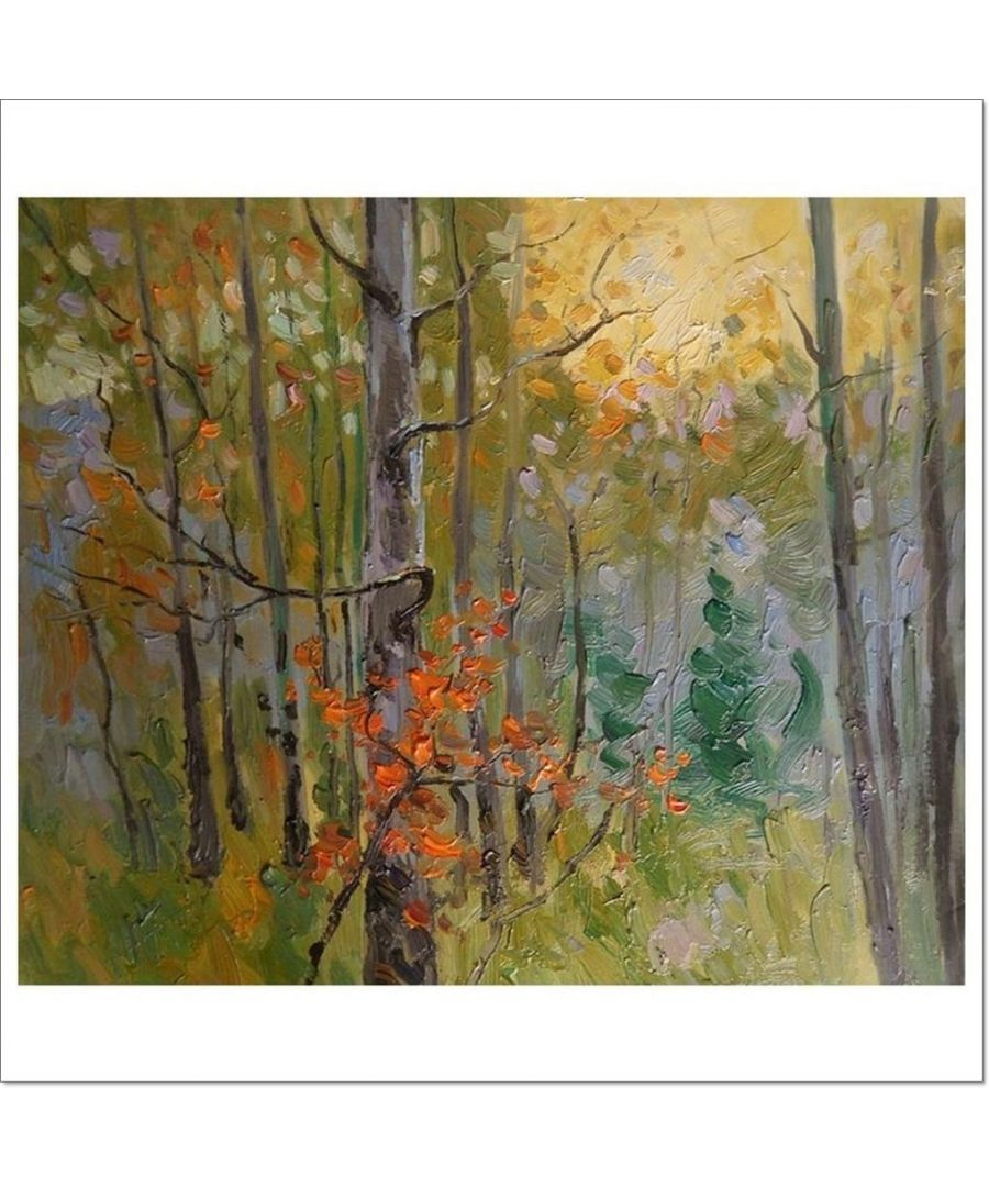Image for Oil Painting - Autumn Is Approaching Cm. 50x60