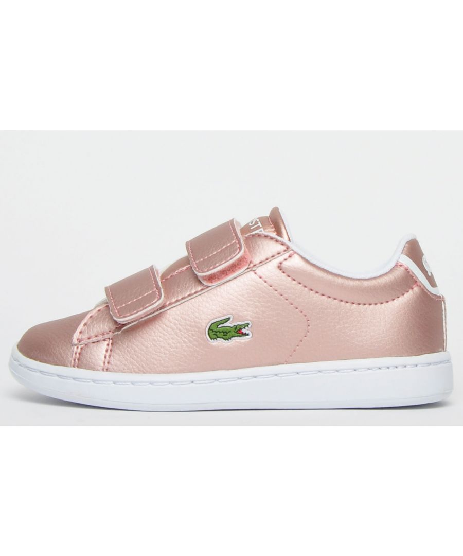 Image for Lacoste Carnaby Evo Strap 319 Junior Girls
