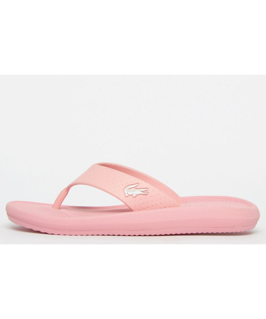 Image for Lacoste Croco Sandal 219 Womens