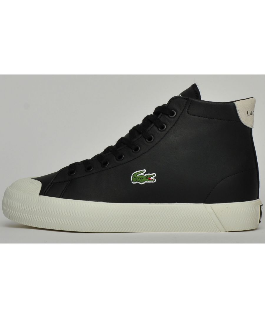 Image for Lacoste Gripshot Mid 120 Mens