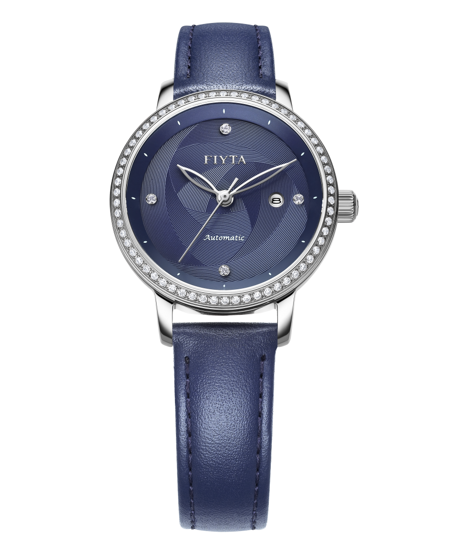 Image for Fiyta Ladies Automatic Floriography Watch