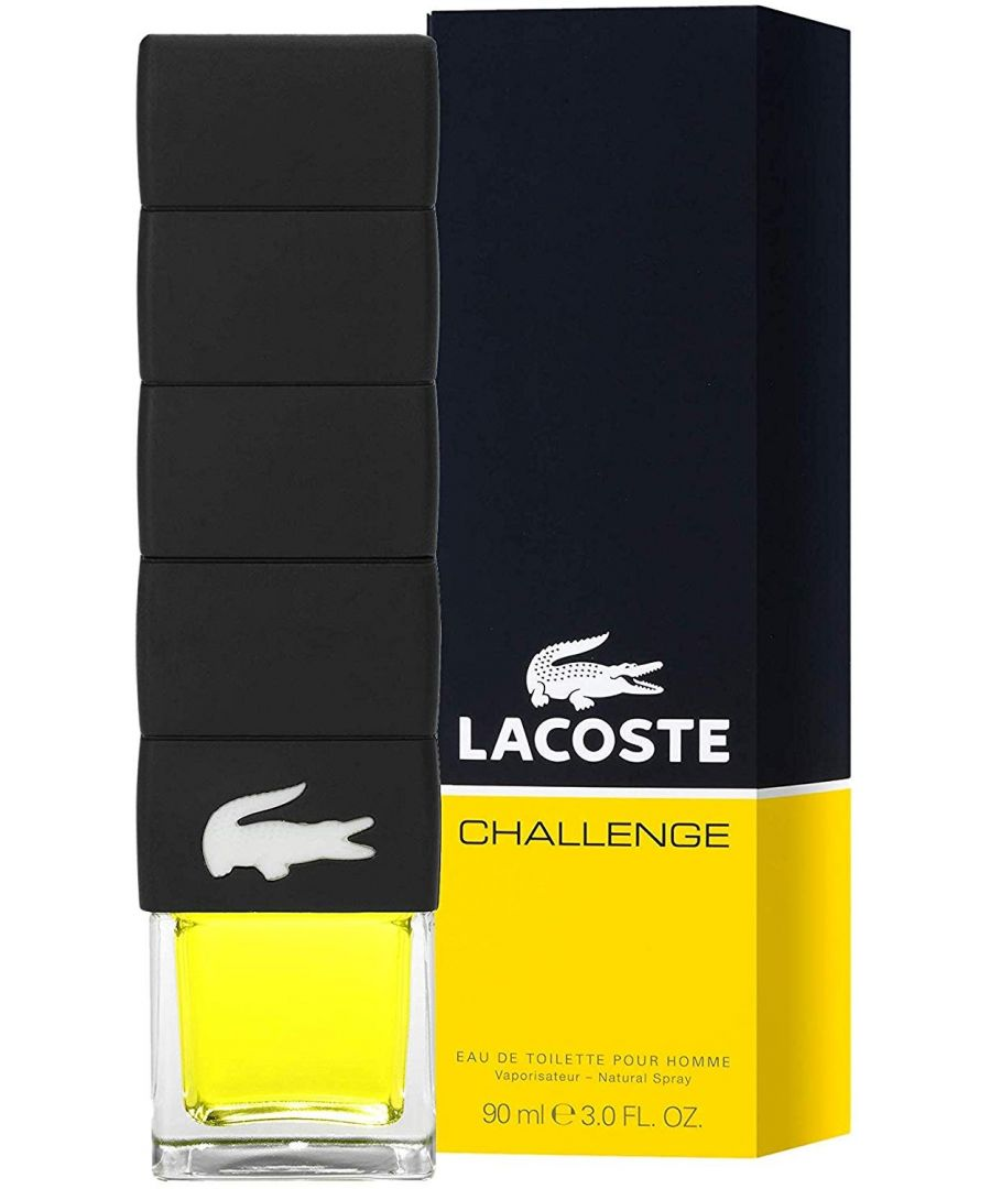 Image for Lacoste Challenge Eau De Toilette 90Ml