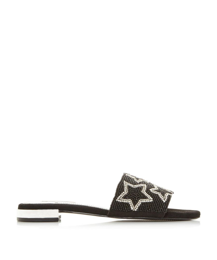 Image for Dune Ladies LAFAYETE Beaded Star Detail Sandals