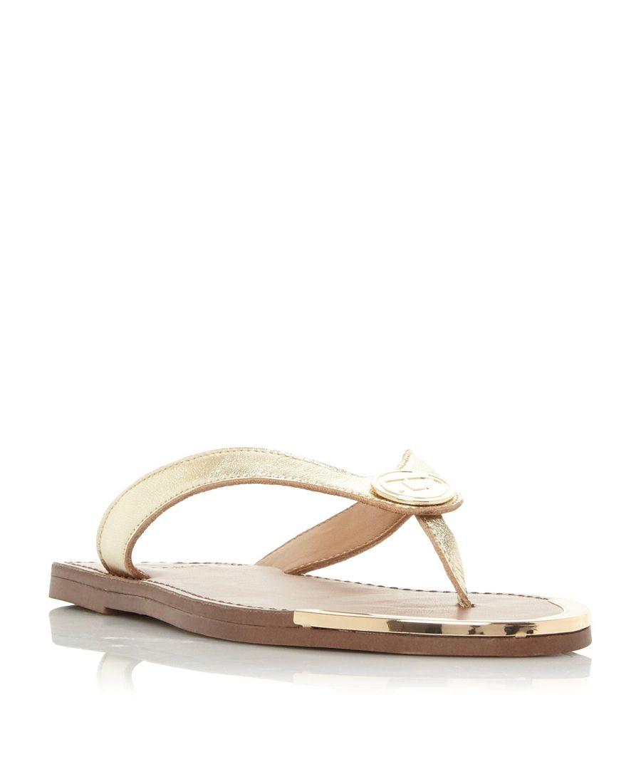 Image for Dune Ladies LAGOS XX Toe Post Sandal