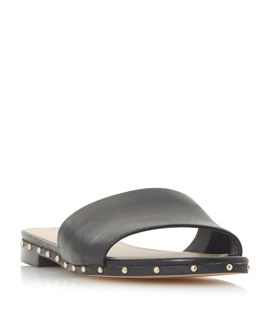 Image for Dune Ladies LANES Studded Slider Sandal