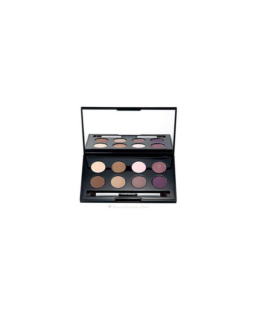 Image for LAURA GELLER CREME GLAZE 8 PAN WELL EYESHADOW PALLETTE