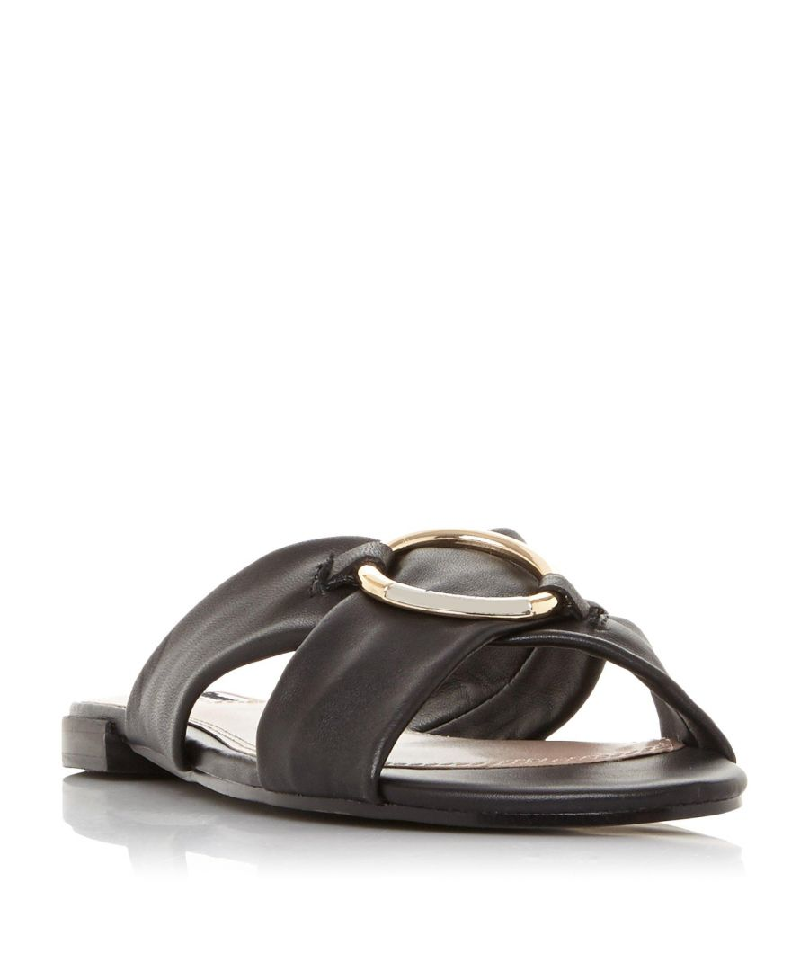 Image for Dune Ladies LAYSY Ring Hardware Sandal