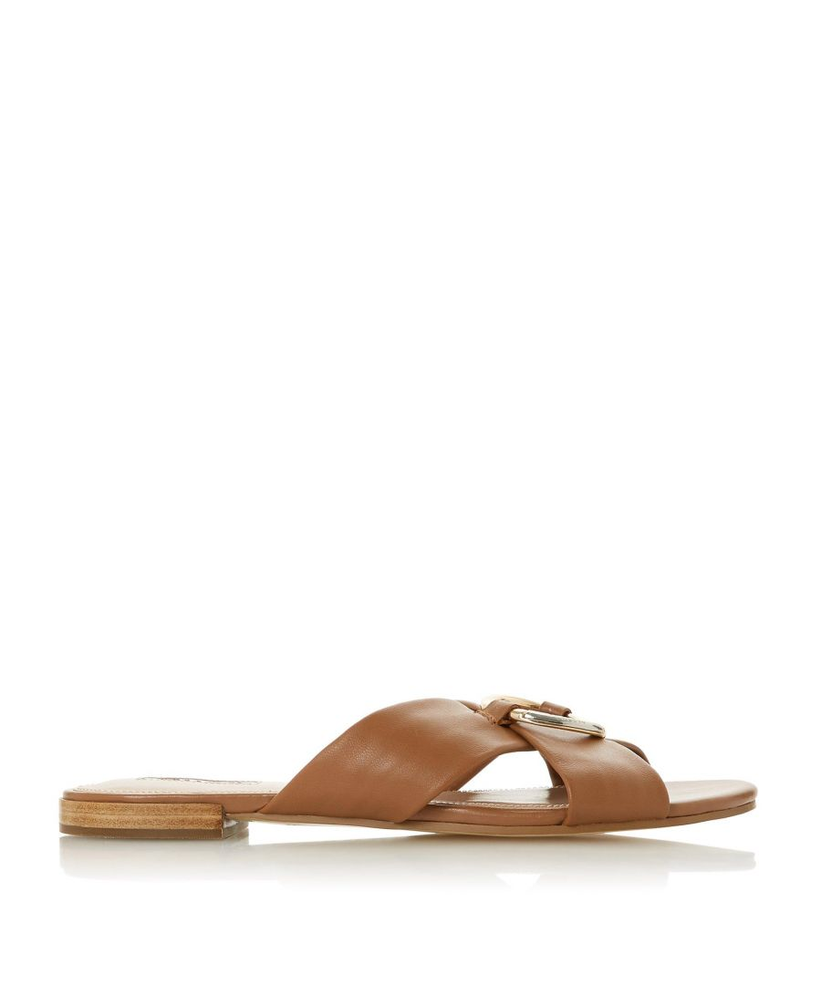 Image for Dune Ladies LAYSY Ring Hardware Sandals