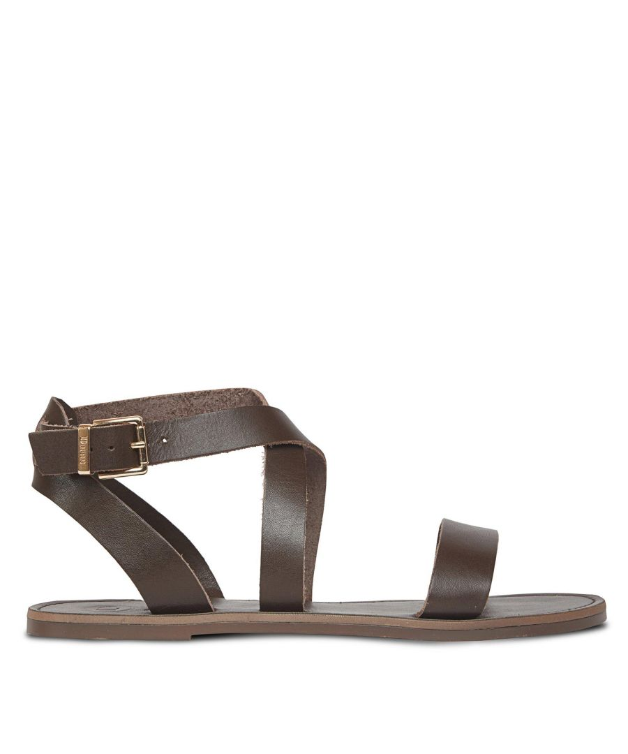 Image for Dune Ladies LEELAH Cross Over Strap Sandals