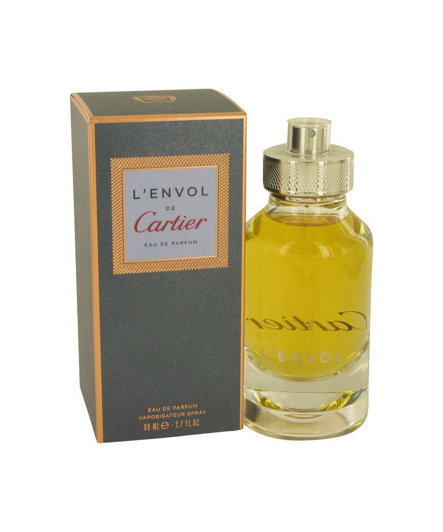 Image for L'envol De Cartier Eau De Parfum Spray By Cartier 80 ml