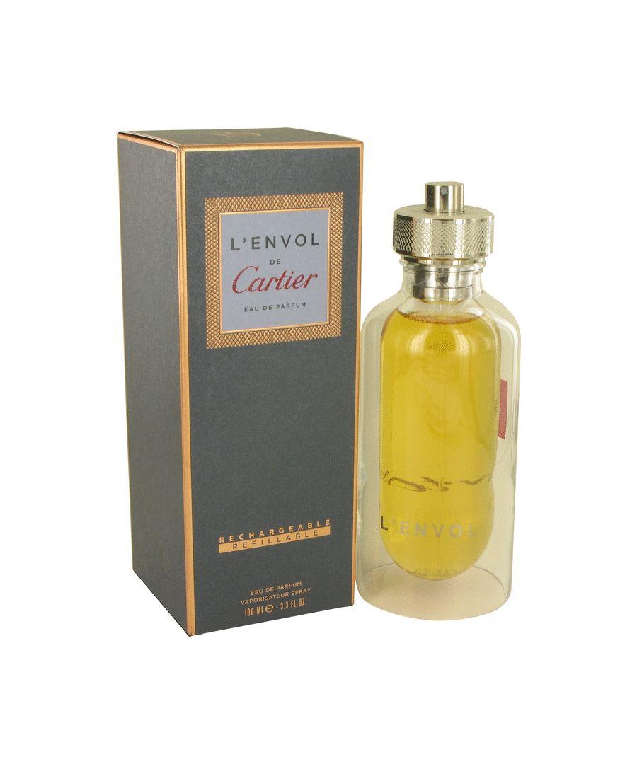 Image for L'envol De Cartier Eau De Parfum Spray Refillable By Cartier 100 ml