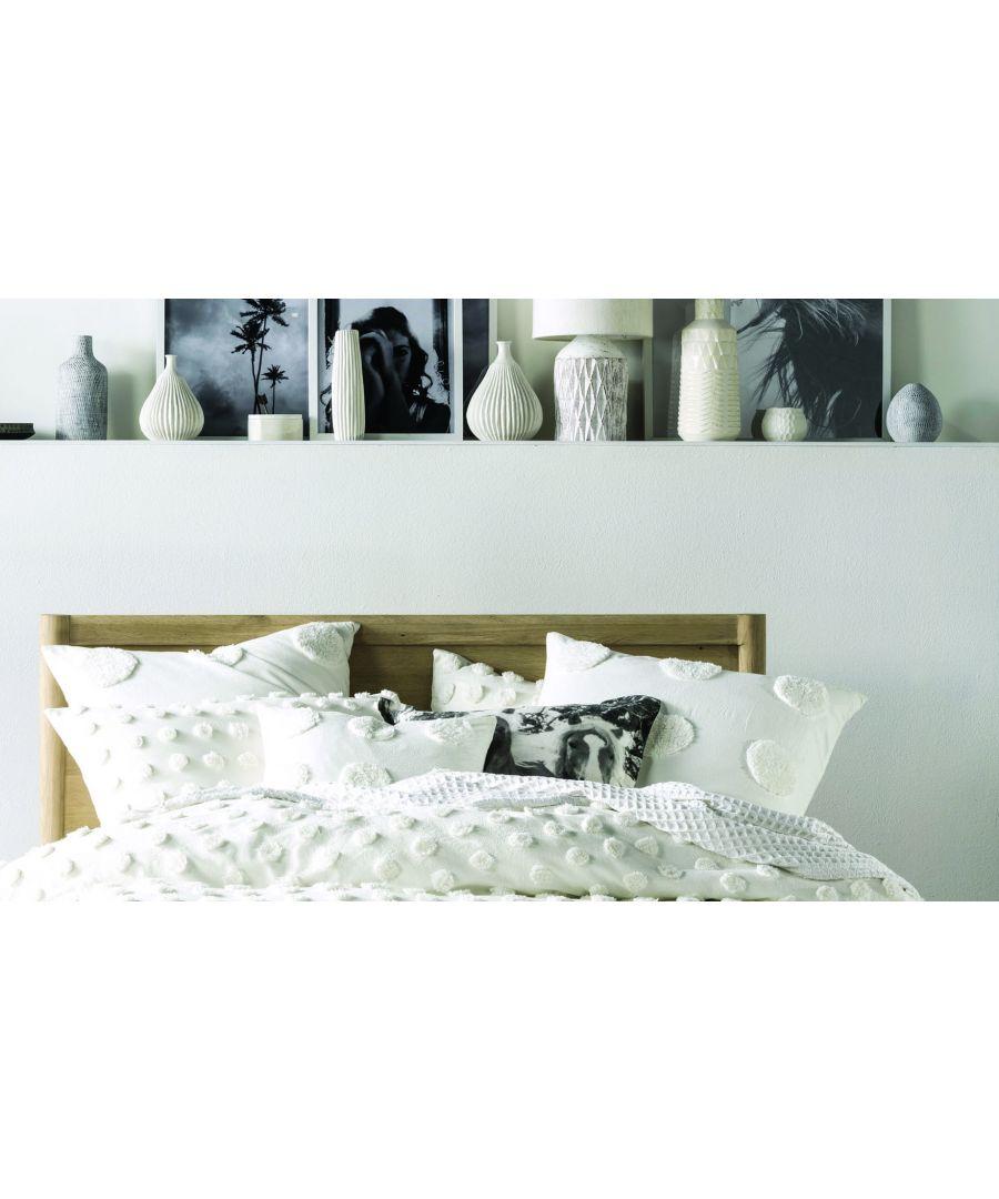 Image for Lh Haze Pillowcase Pairs White