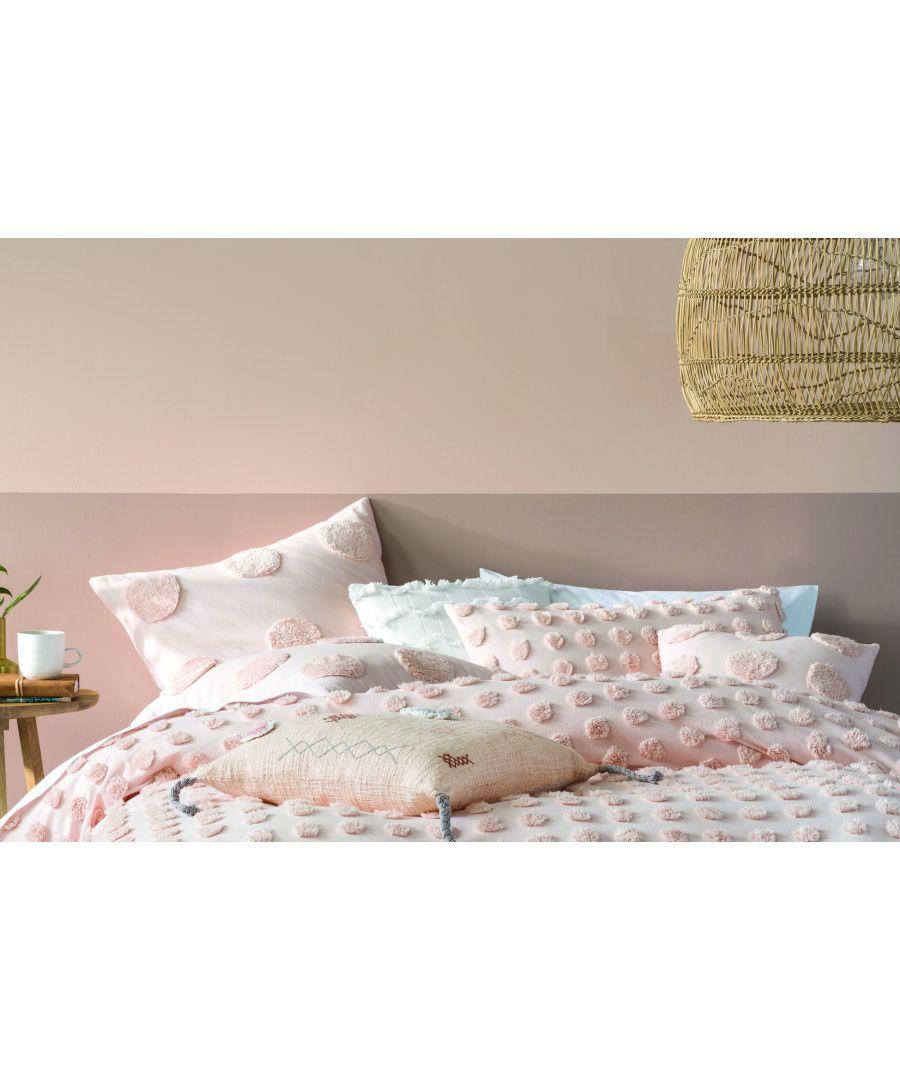 Image for Lh Haze Pillowcase Pairs Peach