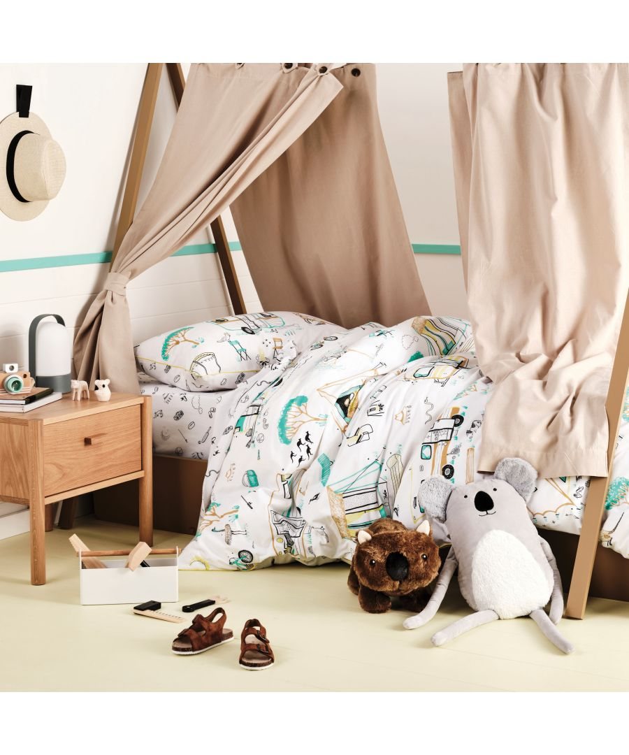 Image for Down By The River Duvet Set