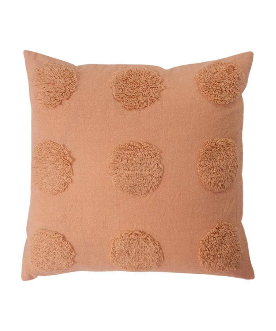Image for Haze Poly Cushion Pink