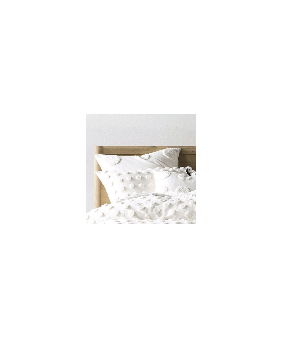 Image for Haze Pillowcase Pairs White