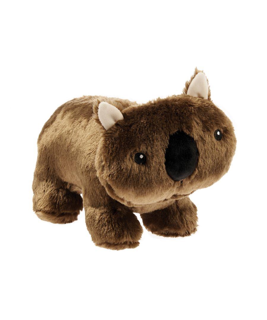 Image for Warren Wombat Plush Toy