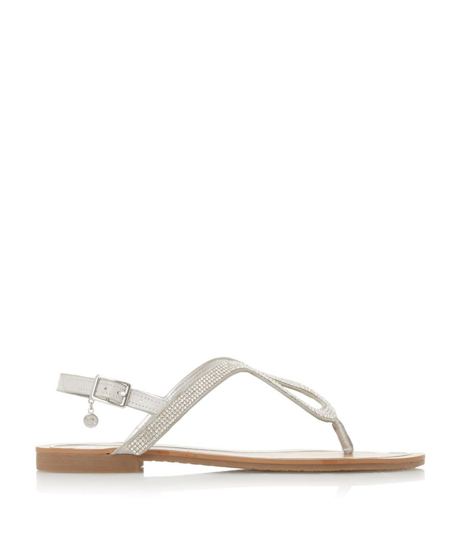 Image for Dune Ladies LINAY Flat Sandals