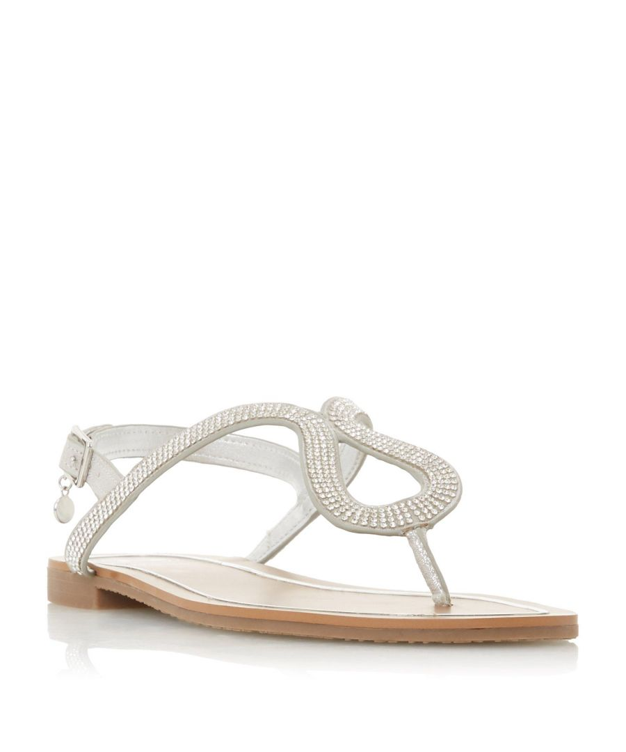 Image for Dune Ladies LINAY Flat Sandal