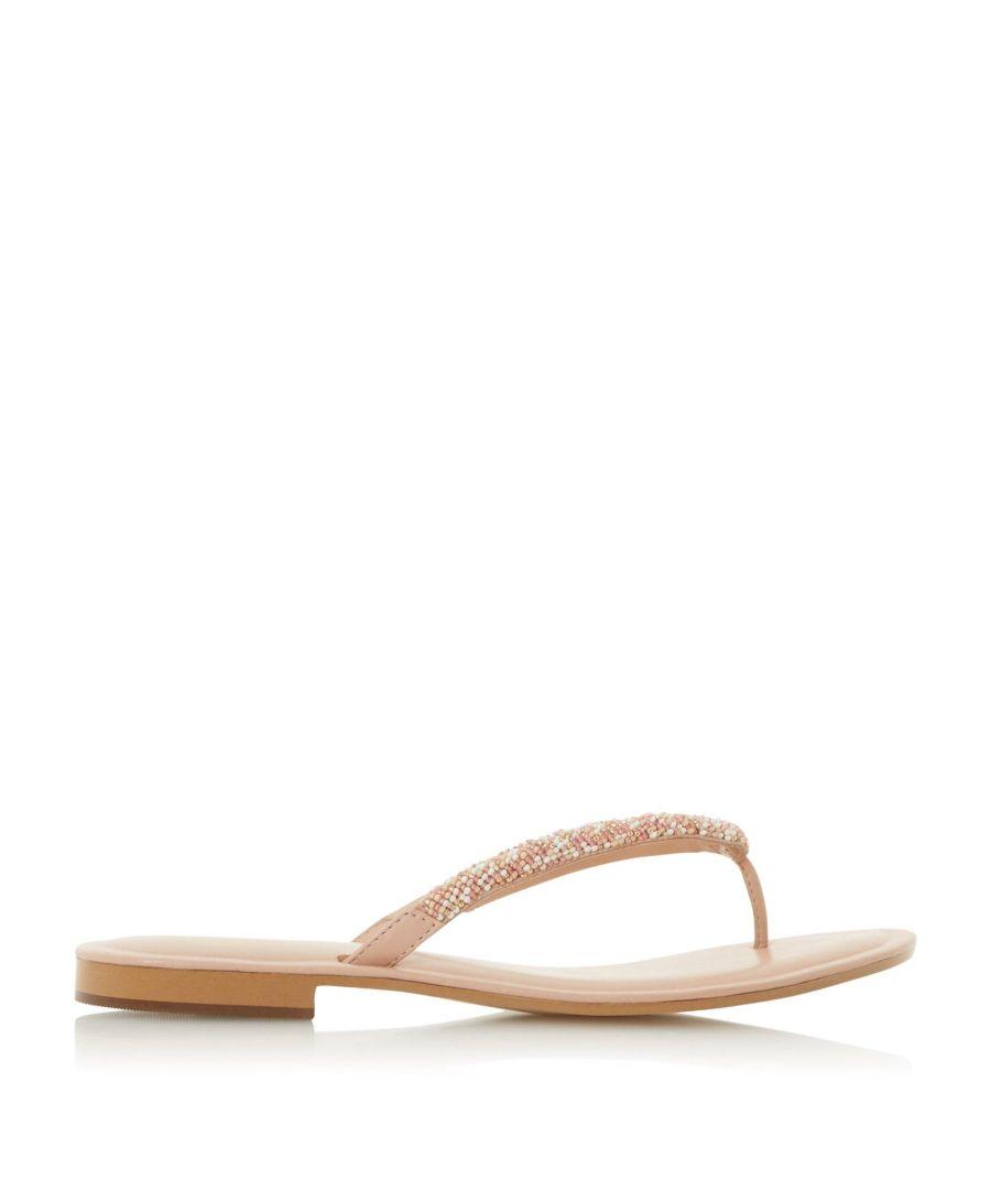 Image for Dune Ladies LIZZEY Toe Post Sandal