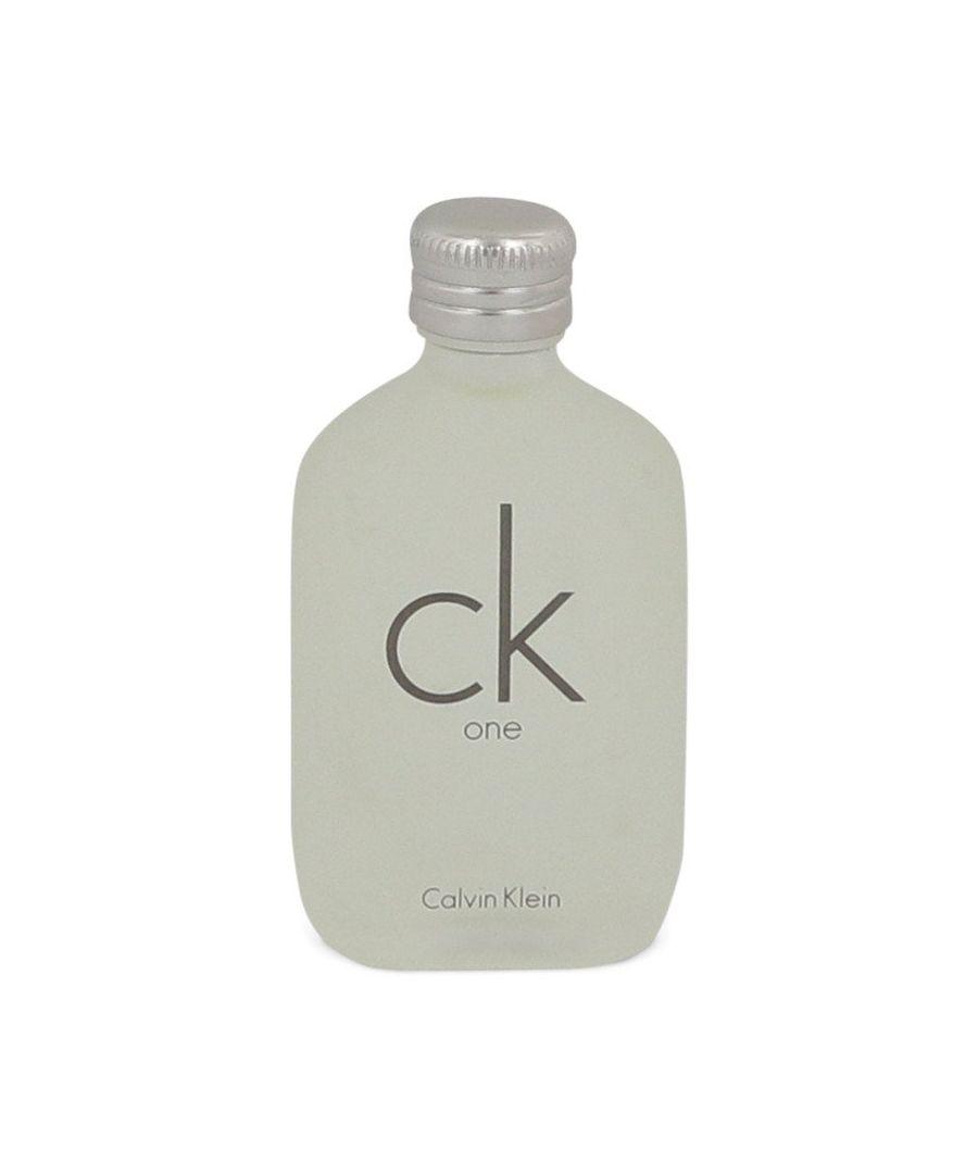 Image for Ck One Eau De Toilette By Calvin Klein 15 ml