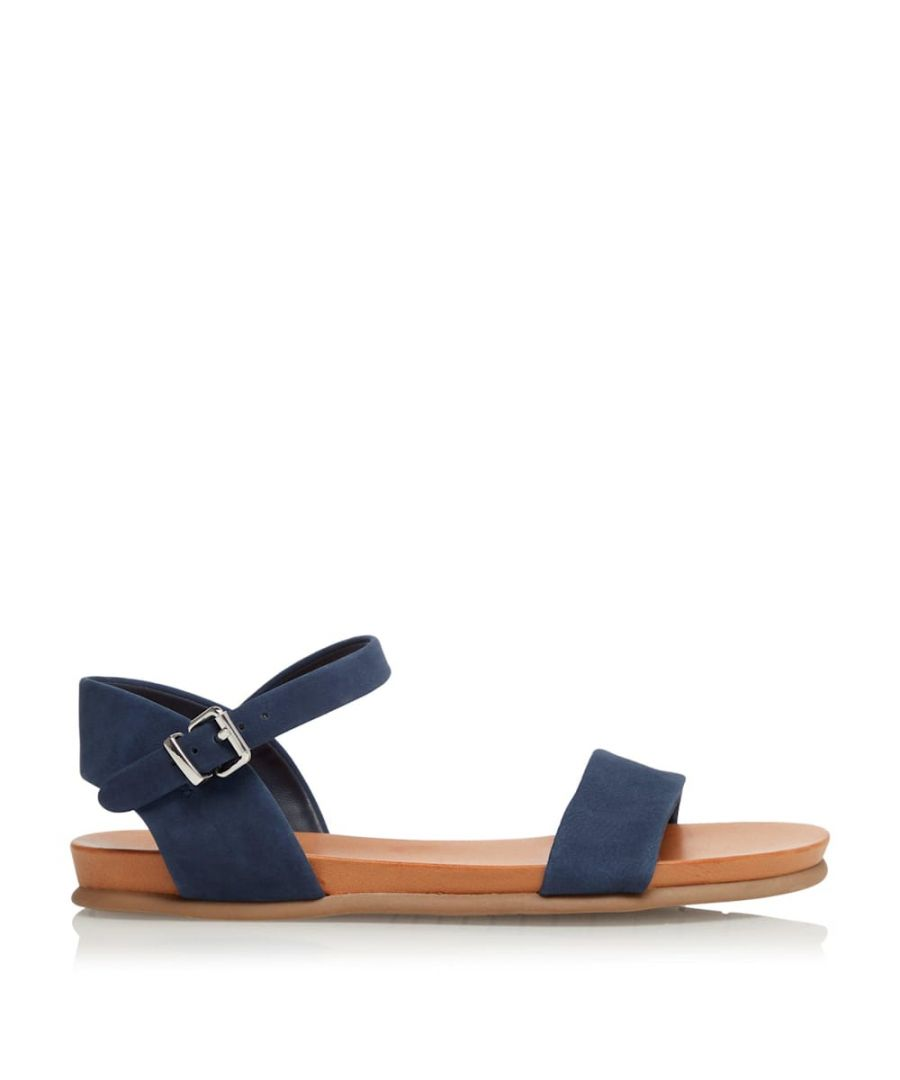 Image for Dune Ladies LONDONS Two Part Flat Sandals