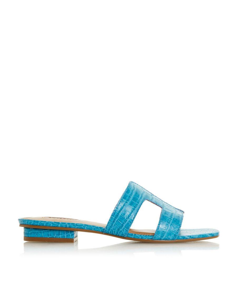 Image for Dune Ladies LOUPE Smart Slider Sandals